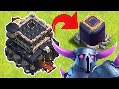 DARK ELIXIR TIME! TH9 Queenwalk BoVaPeWi | Clash of Clans