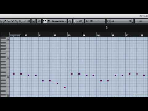 The Orchestral Sessions 102: Orchestration Prep - 3. Quantizing Regions and Events