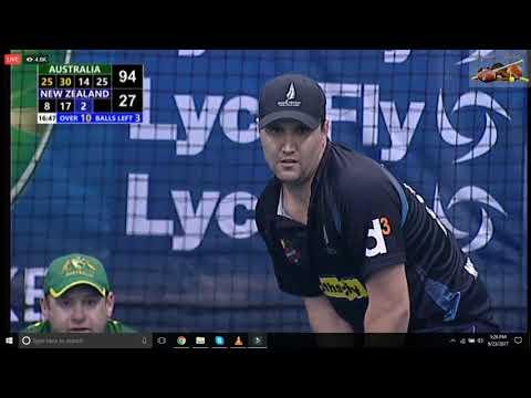 Australia Vs New Zealand Indoor World Cup Final in Dubai 2017