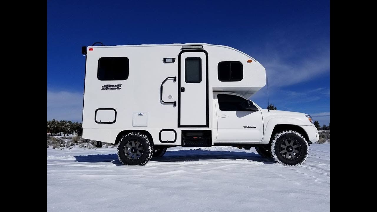 Toyota Tacoma 4x4 Motorhome Bend Oregon Youtube