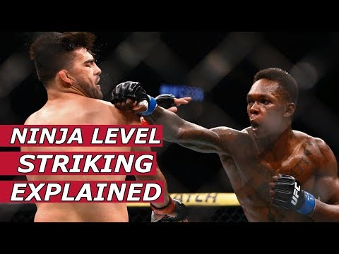 Everything Israel Adesanya Did Right Against Kelvin Gastelum - Fight Review