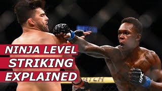Everything Israel Adesanya Did Right Against Kelvin Gastelum - Fight Review