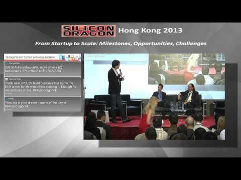 Silicon Dragon Hong Kong 2013 - Multinational Company Strategy