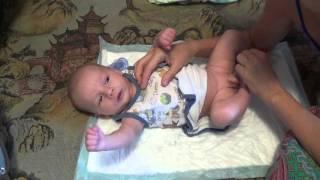 остеопатия ребенку после травмы