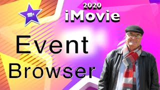 iMovie Events (Browser) - training iMovie