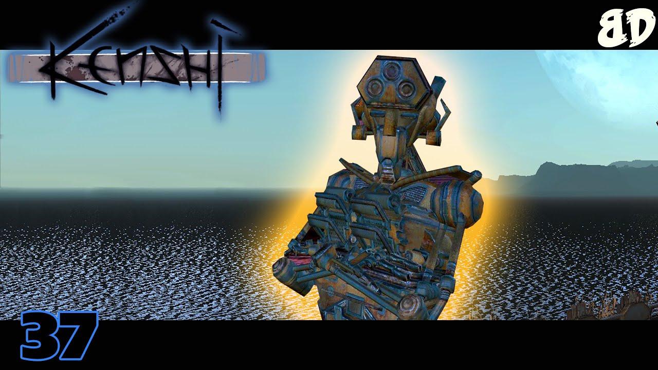 Kenshi Ep 37: Sack Shot, the Skeleton from the Hub