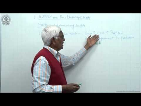 Meaning of Supply Class XII Economics by S K Agarwala