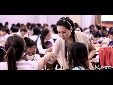 lễ tốt nghiệp trường Kelly Pang Nail - KELLY PANG SCHOOL GRADUATION