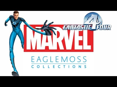 ★ Marvel Chess Collection by Eaglemoss, Spiderman #24 Mr. Fantastic