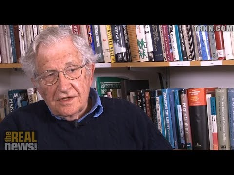 Chris Hedges interviews Noam Chomsky