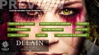 DELAIN - The Human Contradiction (Preview) | Napalm Records