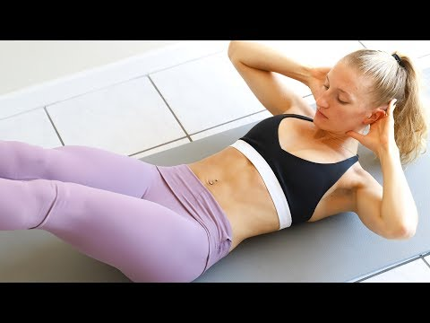 10 Min INTENSE LOWER ABS Workout (At Home Equipment Free)