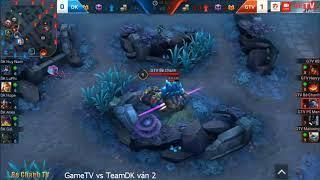 Trận đấu đầu tiên của Bé Chanh trong vai trò đi rừng của  GameTV   Liên Quân Mobile