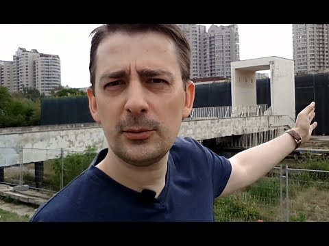ПРОГУЛКА ПО МОСКВЕ – кинотеатр Тбилиси / ИНИОН / Новочерёмушкинская
