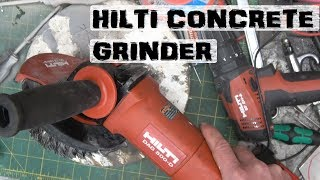 Resurrection: HILTI Grinder | Sore Dick Deal