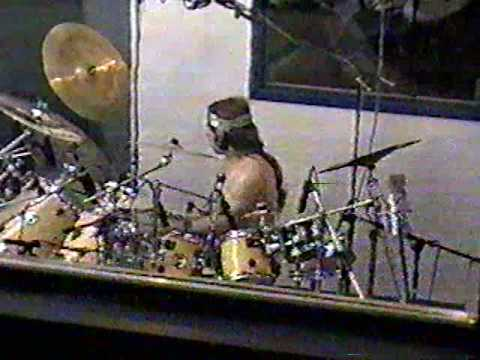 DeuteriuM- A Tale of sorrow- drum rec studio