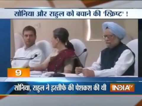 Manmohan Singh takes responsibility of Congress defeat