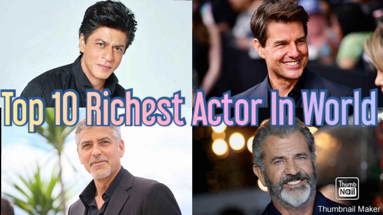 Download TOP 10 RICHEST ACTOR IN THE WORLD 2021/#FLIMY TICKETS