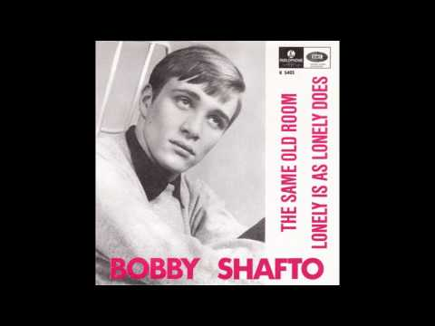 "Bobby Shafto – ""Lonely Is As Lonely Does"" (Sweden Parlophone) 1966"