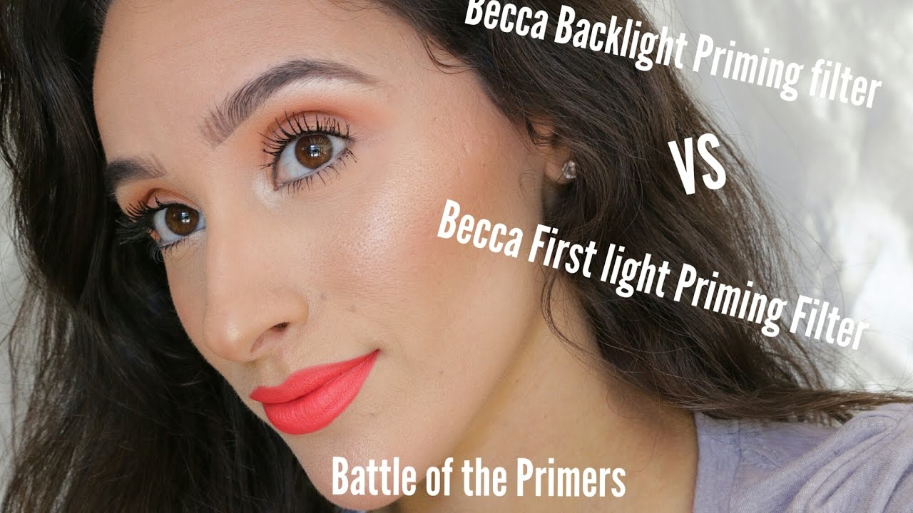 Backlight Priming Filter by BECCA #14