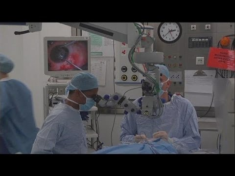 Gene therapy restores eyesight