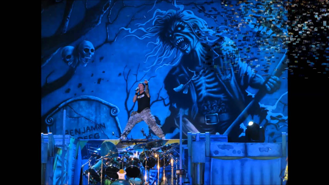 Iron Maiden - Afraid To Shoot Strangers Lyrics | MetroLyrics
