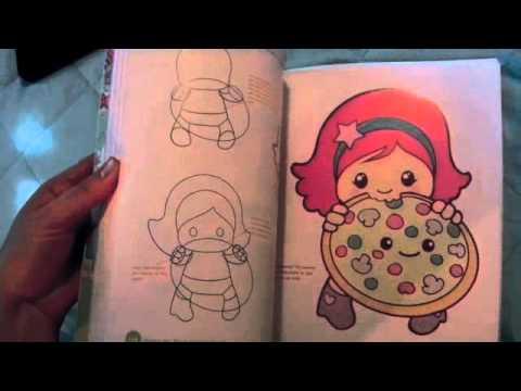 chris hart how to draw shoujo