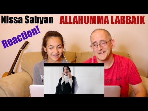 SABYAN - ALLAHUMMA LABBAIK | REACTION