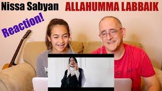 Sabyan - Allahumma Labbaik | Reaction