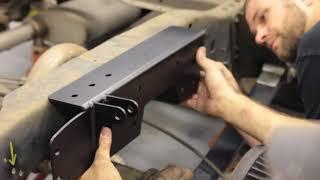 73-87 C10 Coilover Suspension Install - Part 1 (rear)