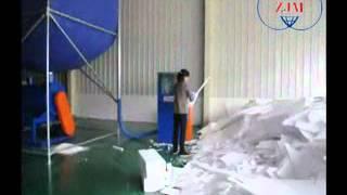 EPS(Expandable Polystyrene) Production Line