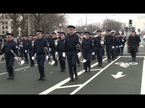 U.S. Air Force Band serve the country with music