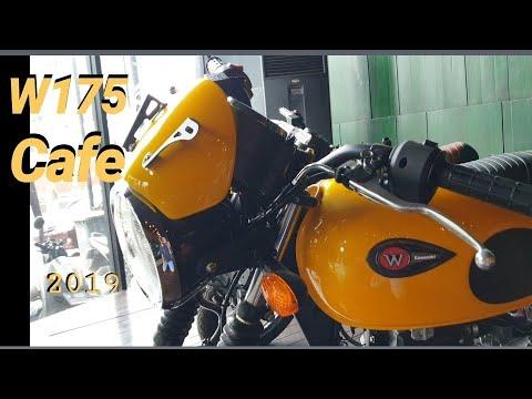 KAWASAKI W175 2019 CAFE | Harga Untuk Cc175 !!