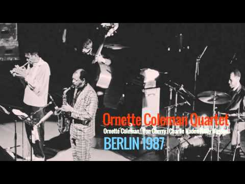 Ornette Coleman:  in Berlin 1987