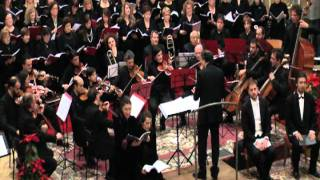 W. A. Mozart  Vesperae solennes de confessore kv 339 - Laudate Dominum