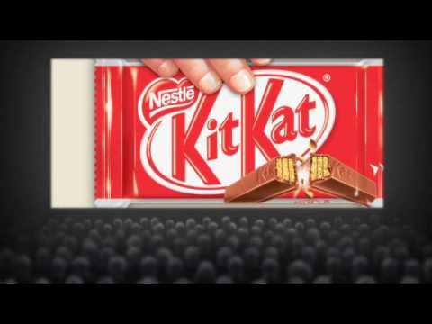 Kit Kat cinema Marketing by