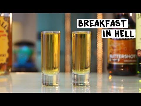 Breakfast in Hell - Tipsy Bartender