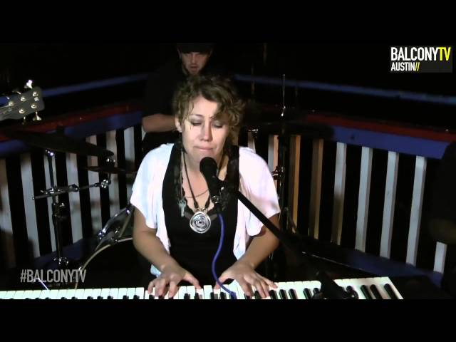 THE JACKIE MYERS BAND - BAD BAD TREE (BalconyTV)