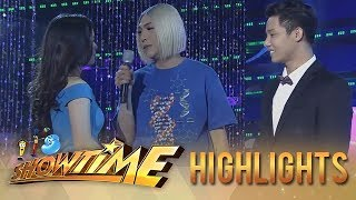 It's Showtime Miss Q & A: Vice explains to Jackque his relationship with Yam