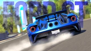 Forza Horizon 3 Ford GT 2017 Gameplay HD 1080p