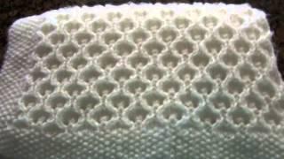 Yün Bebek Battaniye Modelleri İle Yavrularınızı Soğuktan Koruyun