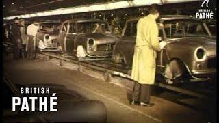Bmc Presents Wizardry On Wheels Reel 2  (1961)
