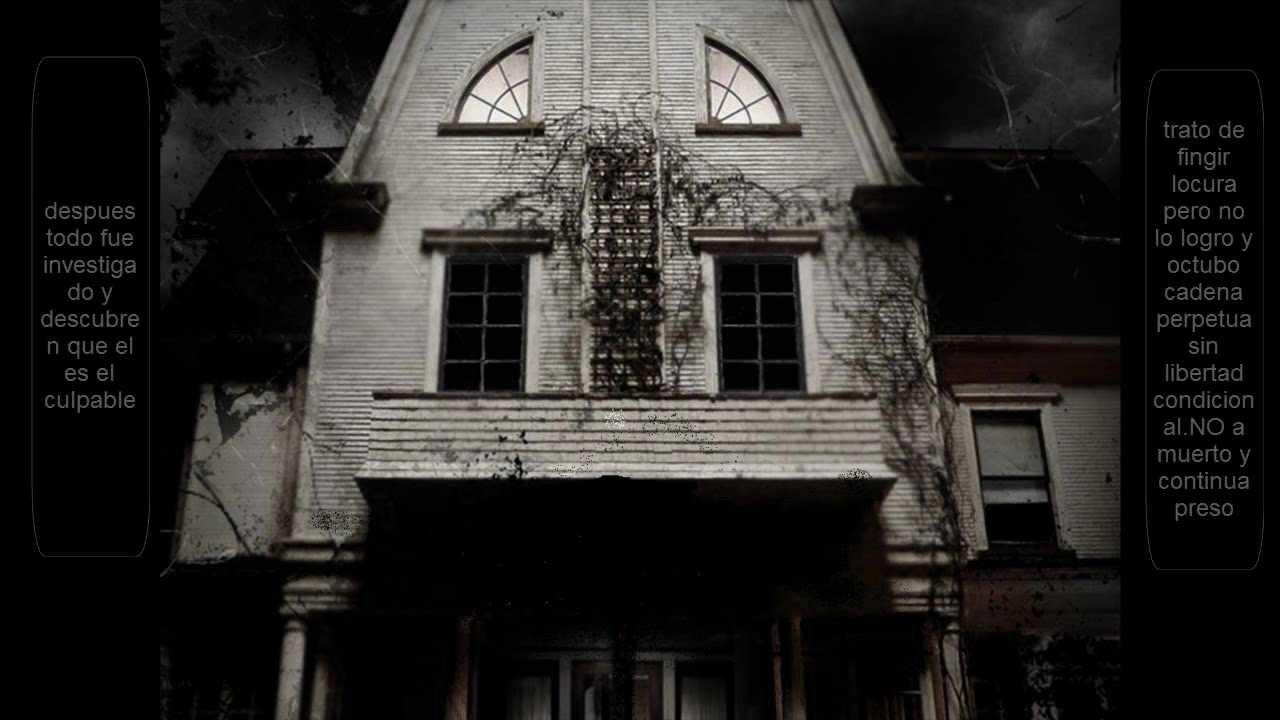 Peliculas de terror inspiradas en hechos reales youtube - Casas de peliculas ...