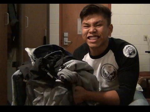 How to do Laundry in College! At The University of Nevada Las Vegas