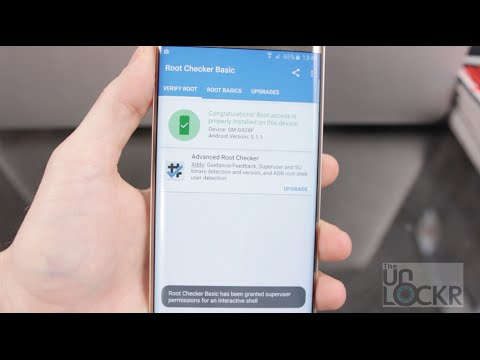 How to Root the Samsung Galaxy S6 Edge Plus - 동영상