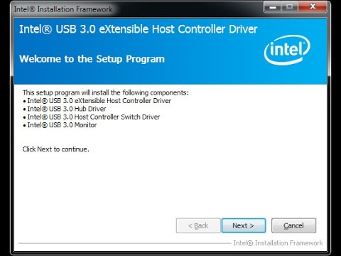 How To Install a USB 3 0 Driver on Windows usb working