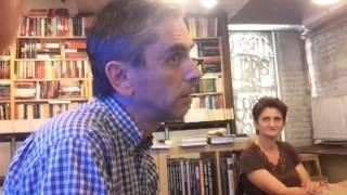 Libraria St O Iosif Brasov 2014- Club de lectura- Gluma-Milan Kundera p2