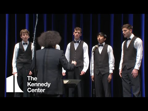 The Cantare Choir of Greater Richmond Children's Choir - Millennium Stage (March 19, 2016)
