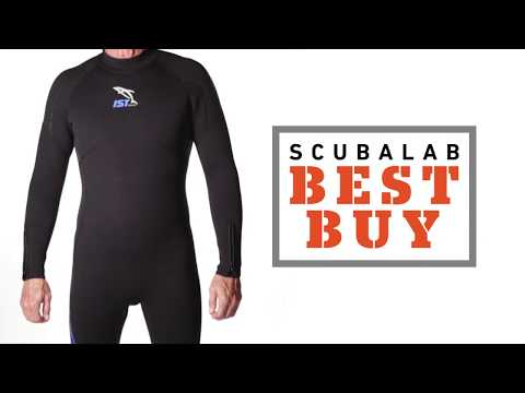ScubaLab Best Buy: IST Sports WS80 3mm Scuba Diving Wetsuit