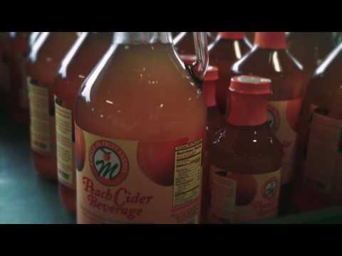 Russo's Fruit and Vegetable Farm, Tabernacle, NJ - Peach Harvest 2016